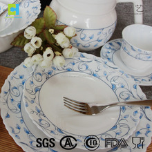 Hot Selling Spinning Opal Ware Dinner Set