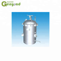 pressurized aluminum canned food retort sterilizer /Fully automatic spray high temperature and pressure retort sterilizer