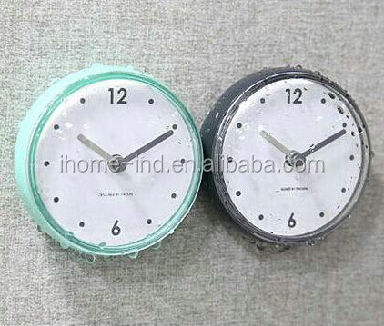 Bathroom Wall Clock With Waterproof, Bathroom Wall Clock With Waterproof  Suppliers And Manufacturers At Alibaba.com