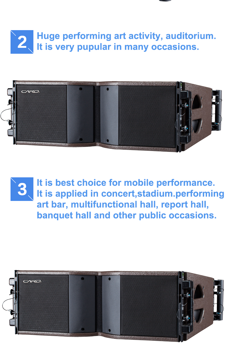 Top pro audio line array, better sound concert line array speaker for sale