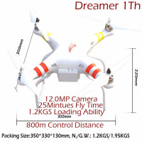 2015 Professional drones rc quadcopter air plane with 12.Mp HD camera remote control toys