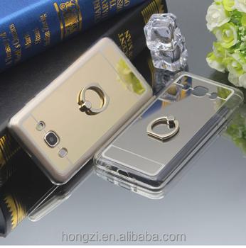 best sneakers 4806c 30e0a Mirror Case Soft Tpu Back Cover For Samsung Galaxy A3 A5 A7 A8 J1 J2 J3 J5  J7 2015 2016 2017 Ring Holder Phone Case - Buy Tpu Case For Samsung ...