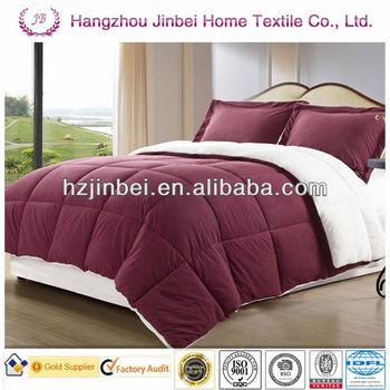 Microfiber Comforter Sherpa Comforter Set Fleece Buy Microfiber