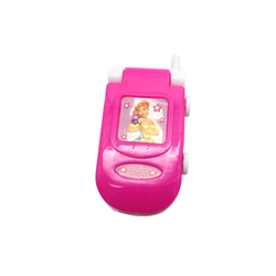 Promotion Girls Gift Mini Plastic Cute Flip Cell Phone Toy
