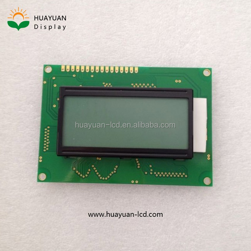 16x4 lcd character display, lcd module with polarizer film, polarizer film lcd display module