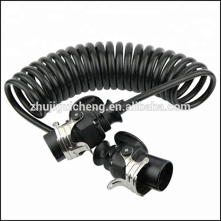 Finden Sie Hohe Qualität 7-fach Anhänger Kabel Hersteller und 7-fach ...