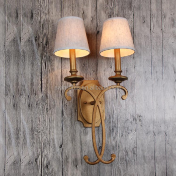 Decorative Wall Lamp Shades : Best Selling Decorative Wall Lamp Shades,Antique Iron Indoor Wall Sconce Corridor - Buy ...