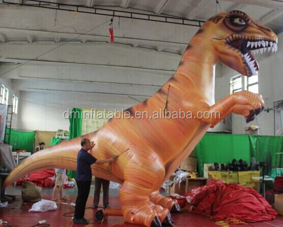 2016 giant inflatable dragon ,Inflatable T-rex for sale