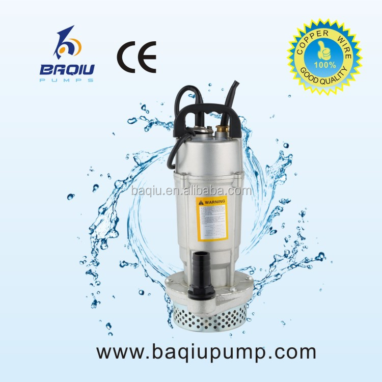 Pump Water Machine China Electric Water Pump QDX series submersible pumps