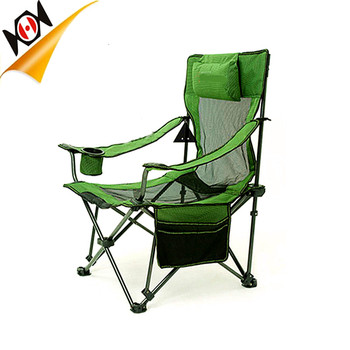 High Back Luxury Target Folding Fabric Beach Chairs