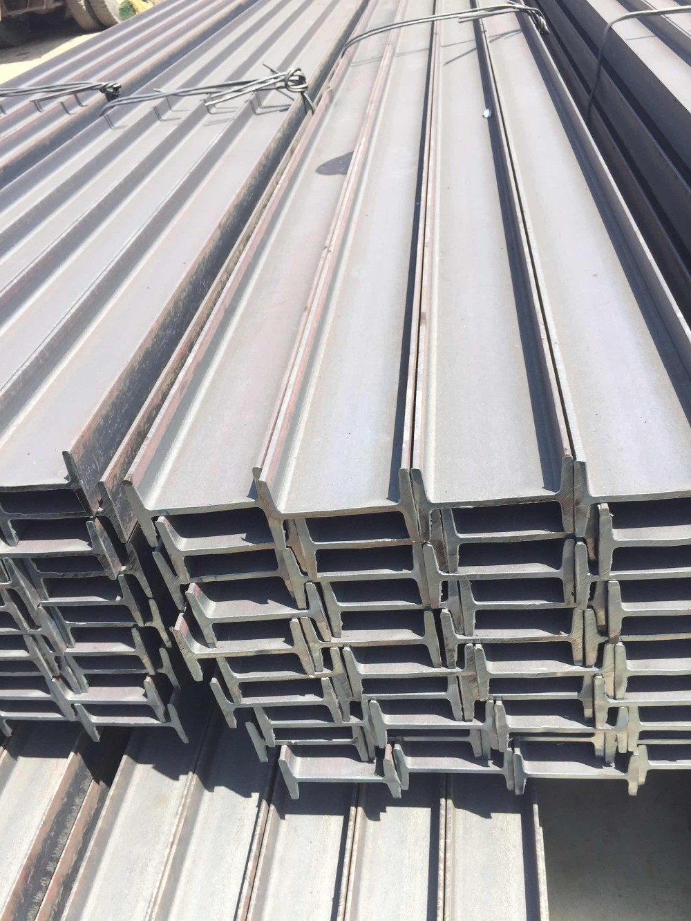 China carbon steel h beams ipe section buy