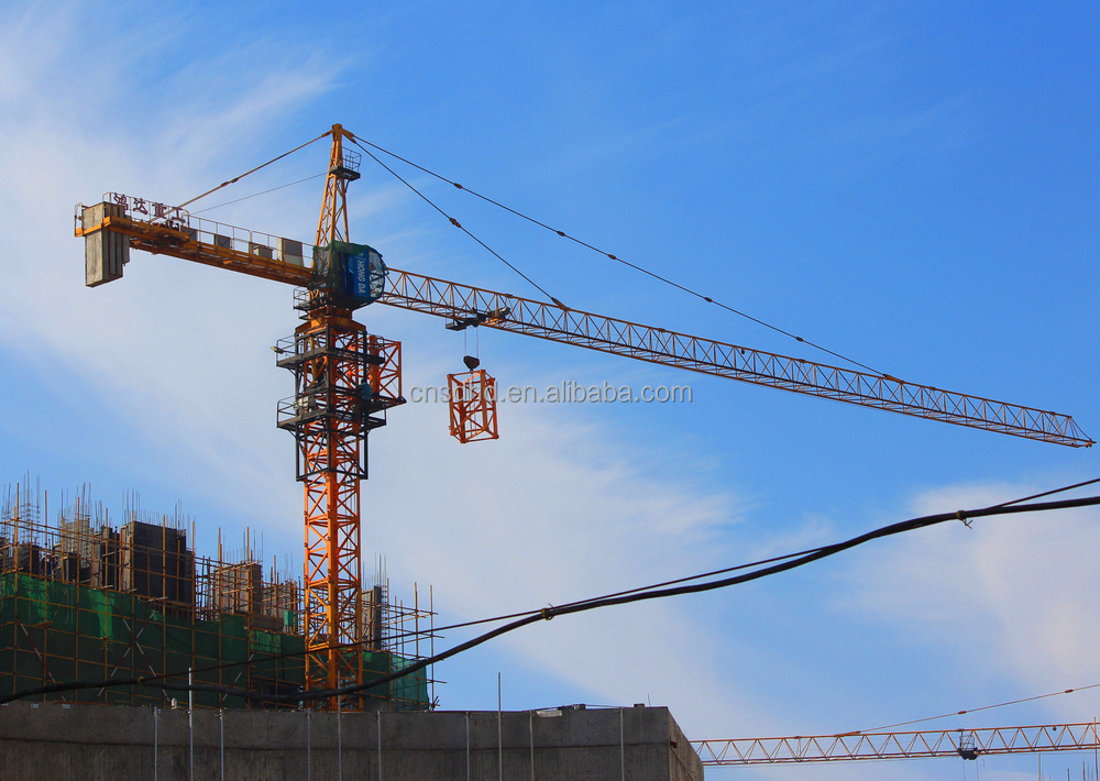 6013 Topless Tower Crane