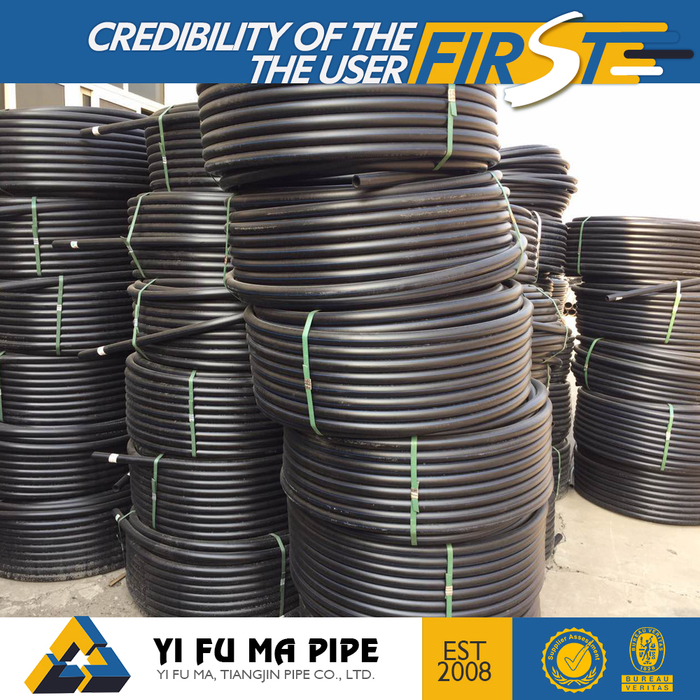 Excellent price 16 20 25 32mm price HDPE / PE irrigation pipe used for sale