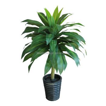 Fake Plant Tropical 100cm Potted Dracaena