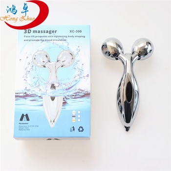 3D Magnetic Face Roller Massager Beauty wholesale handheld