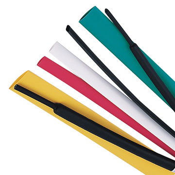 Environmental Friendly Halogen free thin wall heat shrink tubing