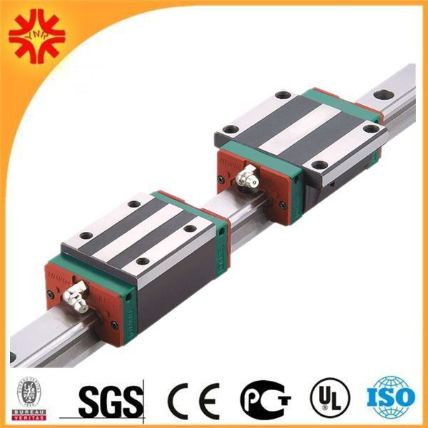 High quality China LOW price slide block Linear Guide Rail Bearing HGR 45R 4000