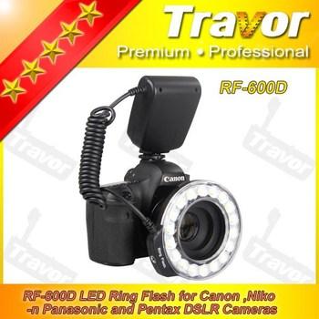Macro Ring Licht Fotografie Apparatuur Led Verlichting Led ...