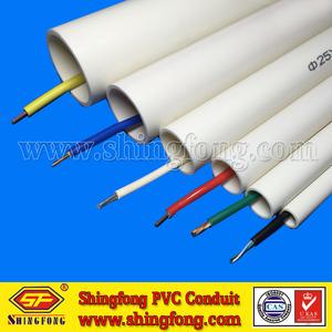 Malta PVC Pipe Electronic Conduit socket Pipe