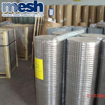 1x1 Welded Wire Mesh With Factory Price For Sale