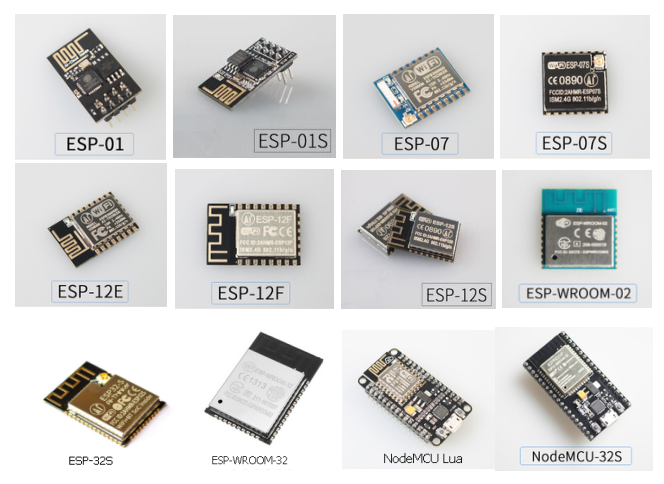 Newest ESP32 WROOM Series Module ESP32-WROOM-32 (ESP-WROOM-32) WiFi+BT+BLE MCU 4MB Flash