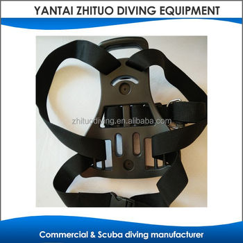 dependable performance high-ranking scuba diving tank strap new product