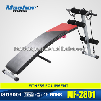 Ab Fitness Sit Up Bench