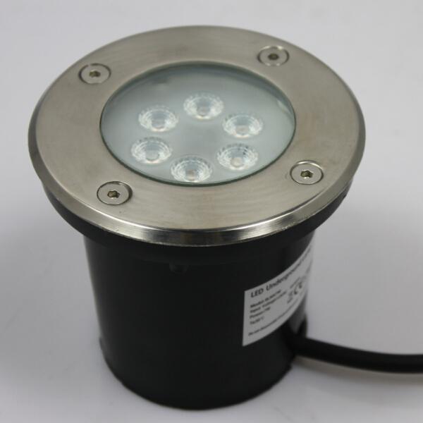 Outdoor Lighting Ip67 7w Recessed Led Inground Light Uplight In 12v 60degree