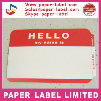 300hello my name is1 name tags labels badges stickers peel stick