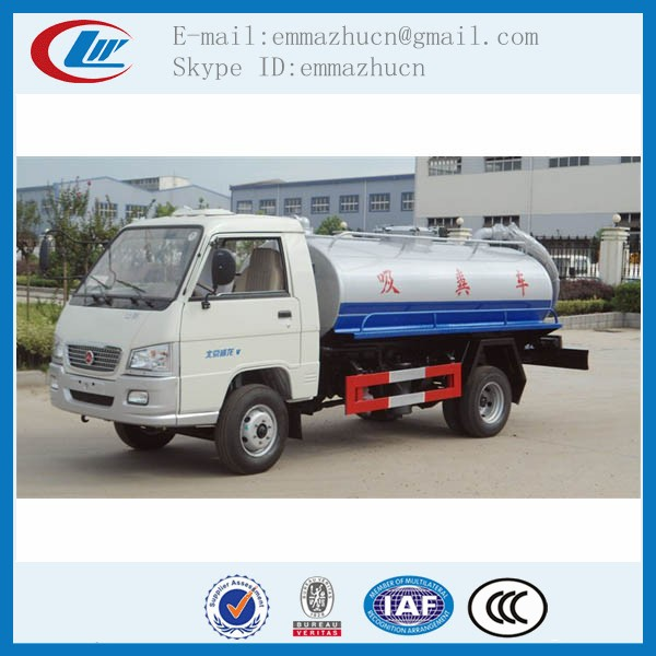 cheapest cheapest foton sewage suction
