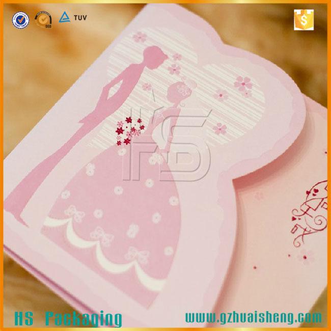 unique wedding card design wedding invitation card holder cheap