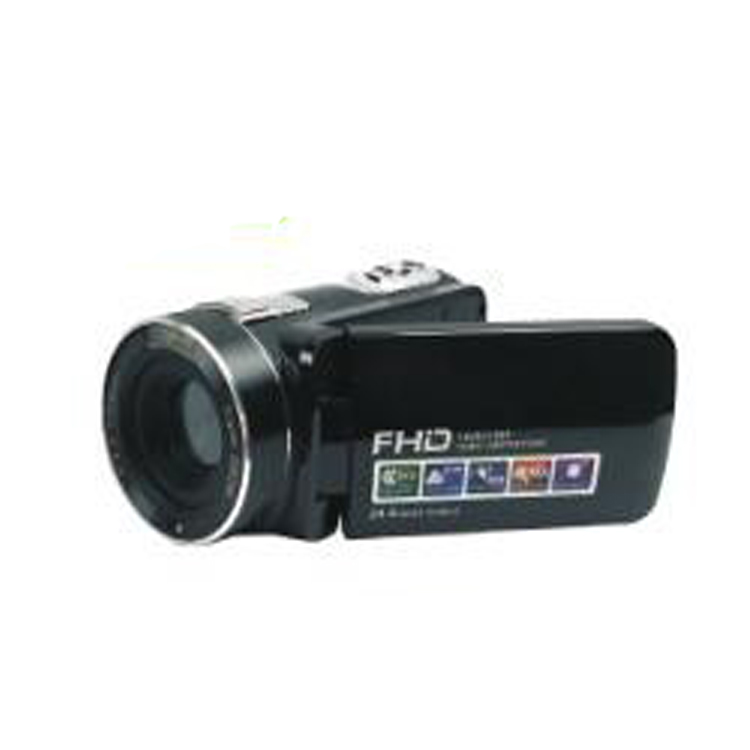 High Quality Hd 1080p Video Camera 24mp 18x Digital Zoom Camcorder with remote control