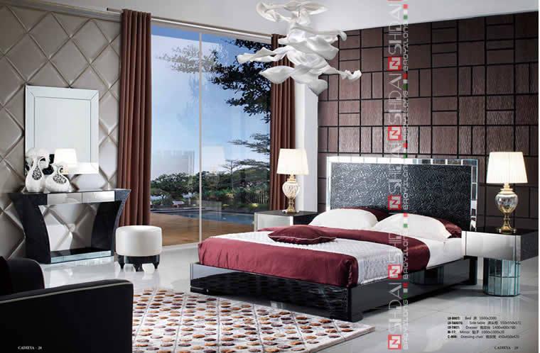 modern furniture designers bedroom designs - Bedroom Furniture Designers