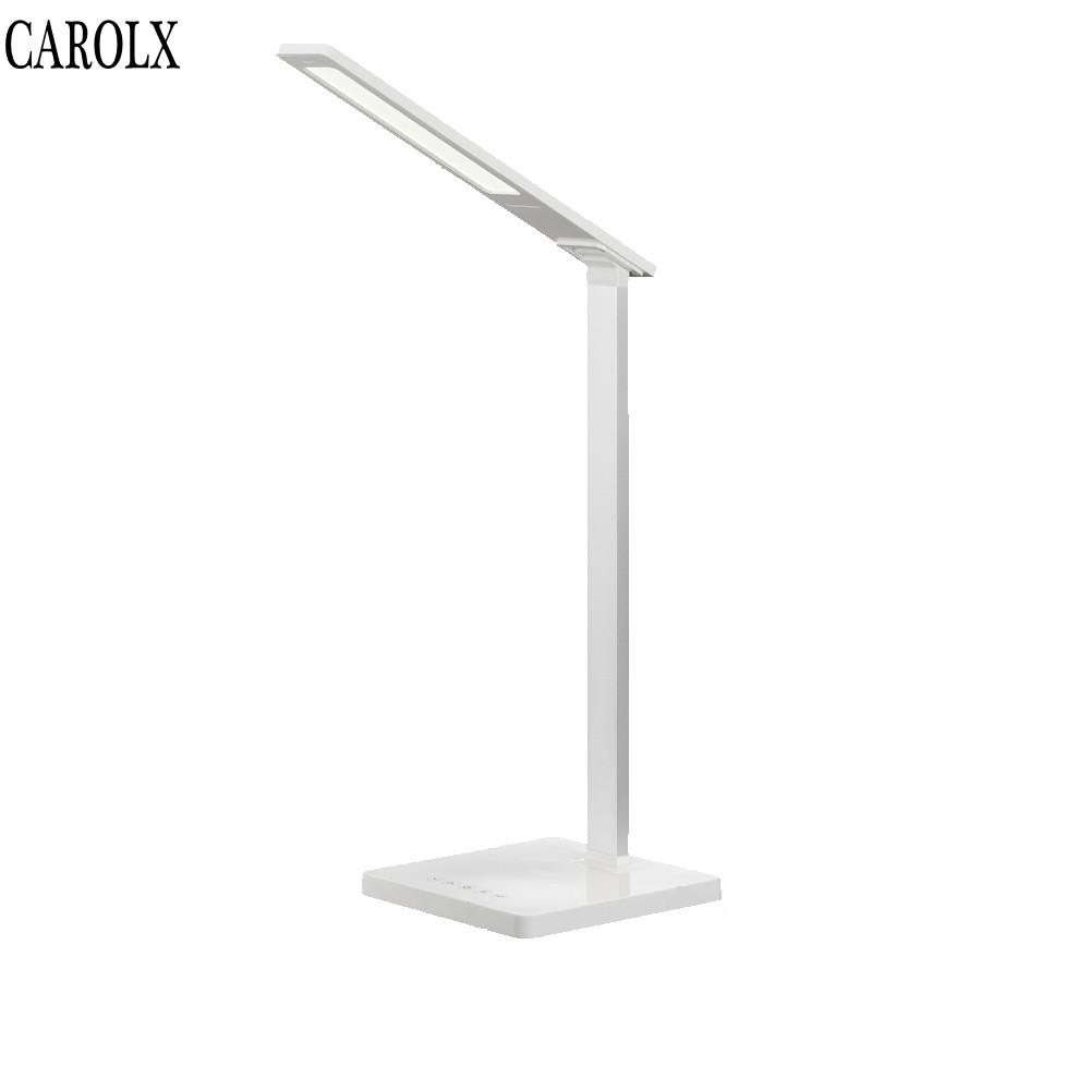 Brave Rechargable Mini Flexible Usb Desktop Lights Clip-on Table Lamp Pc Led Lamp Reading Study Bed Laptop Night Lighting High Resilience Lights & Lighting