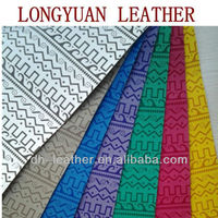 2017 quality leather material for shoes
