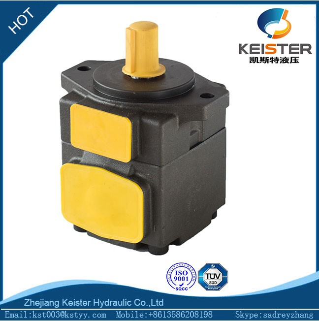 PV2R Hydraulic oil vane pump for plastic injection machinery