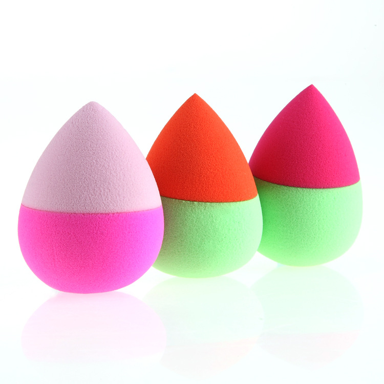 Best Seller 2016 Sponge Wholesale,Face Cosmetic Powder Makeup Puff,Makeup Sponge / Beauty Makeup Blender With Different Packages