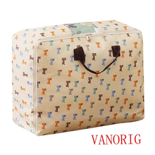 Antipoussière stockage domestique oxford durable vêtements <span class=keywords><strong>oreiller</strong></span> couette <span class=keywords><strong>sac</strong></span> d'emballage