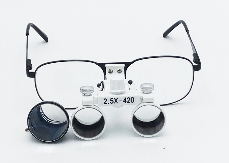 Dental Surgical binocular loupes 2.5X