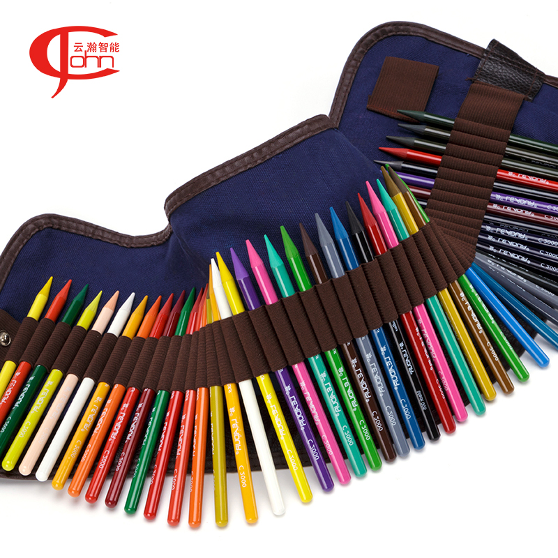 Profesional multi pensil warna set