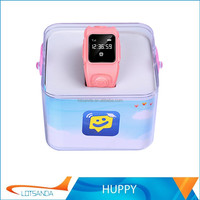 HUPPY - 2016 New Waterproof GPS kids tracker, GPS Watch Kids