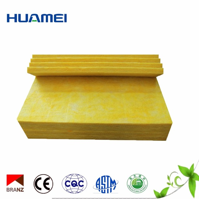 Interior Wall Paneling Sound Insulation Glass Wool Insulated Panels