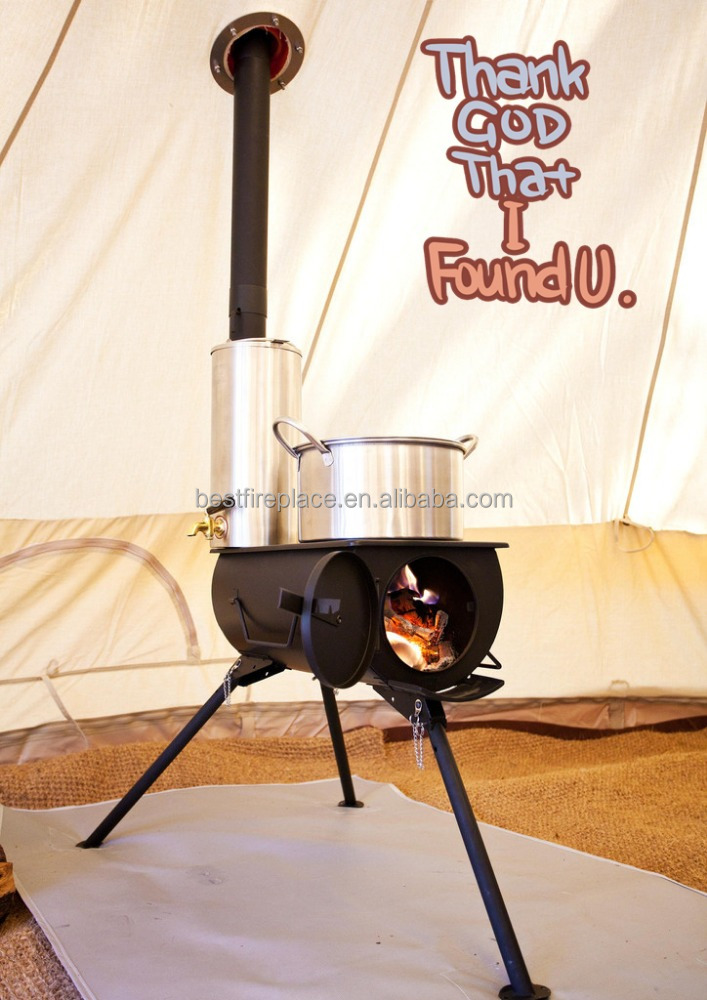 Outdoor Cooking Camping Backpacking, Outdoor Wood Burning Stove