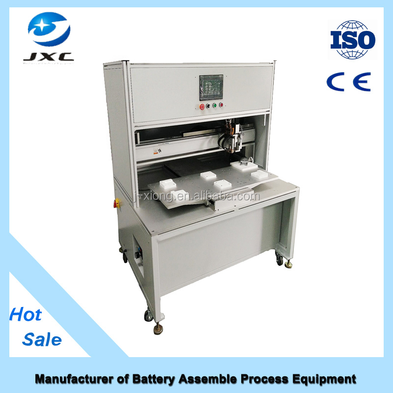 TWSL-800 Manufacturer Low Price Automatic Battery Pack Spot Welding Machine for Lithium ion Battery
