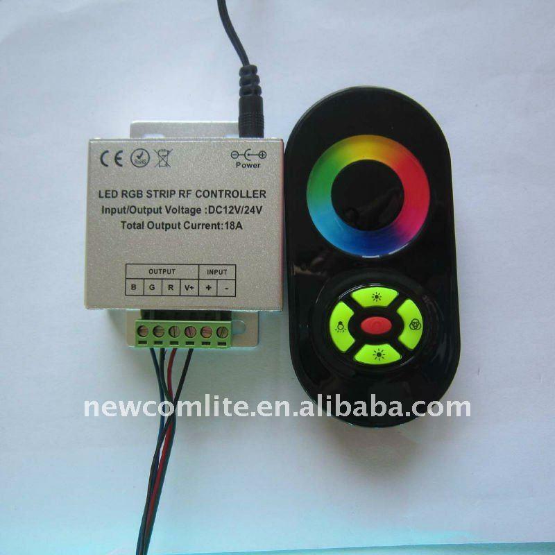 best website 30fd1 102b5 Rf Rainbow Led Rgb Strip Controller 12v/24v - Buy Rgb Strip Controller,Led  Rainbow Controller,Rf Led Controller Product on Alibaba.com
