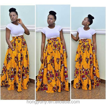 e5519c2fc0a0 M408888 Fashion Beautiful African Print Skirt Dress African Skirt ...