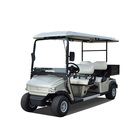 4 people golf big wheel golf carts electric battery golf cart