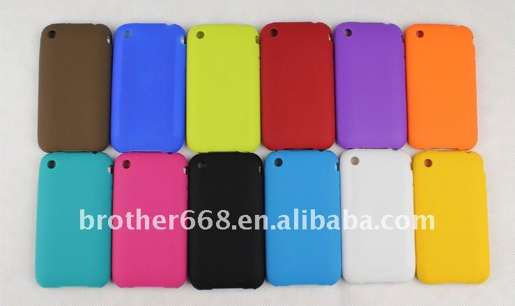 Fashion and Colorful silicone mobile phone cover with high quality