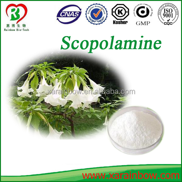 Best-Selling natural scopolamine 99%
