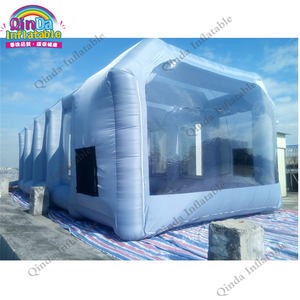 Cheap Price paintball obstacles air bunkers mobile spray booth